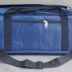 Navy Blue chess bag