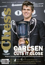 Chess Magazine Annual Sub
