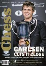 Chess Magazine Single Issue