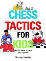 Chess Tactics for Kids – hardback