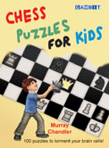 Chess Puzzles for Kids – hardback.