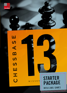 ChessBase 13 Starter Pack