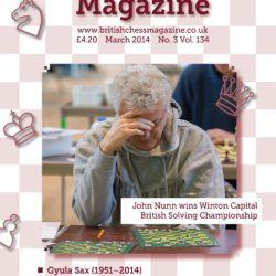 British Chess Magazine - Back Issues Any Year