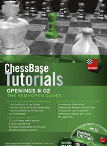 ChessBase Tutorials: Openings #2 Semi-open Games