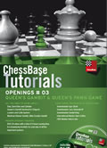 Chessbase Tutorials: Openings #3 Queen's Gambit an