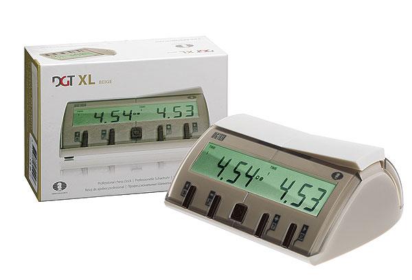 DGT XL Clock Beige