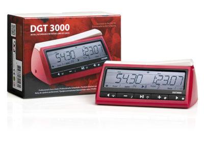 DGT 3000 Clock