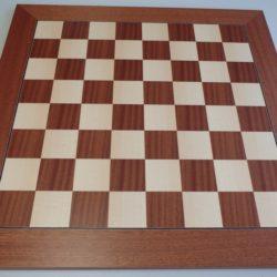 Mahogany De Luxe Board. 55/550/13