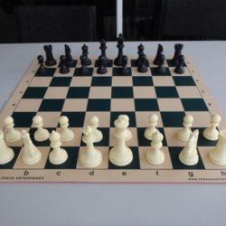 Club Genius chess pieces 1300g