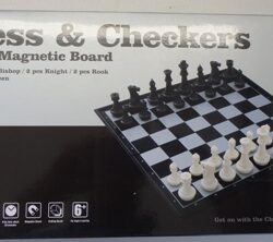 Magnetic Chess and checkers