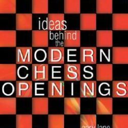 Chess openings book by Gary Lane