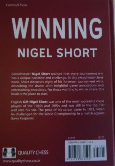 Nigel Short chess